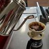 今日はコーヒー