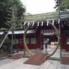 大國魂神社で茅の輪くぐりをしてからのデッドプール観てきた話