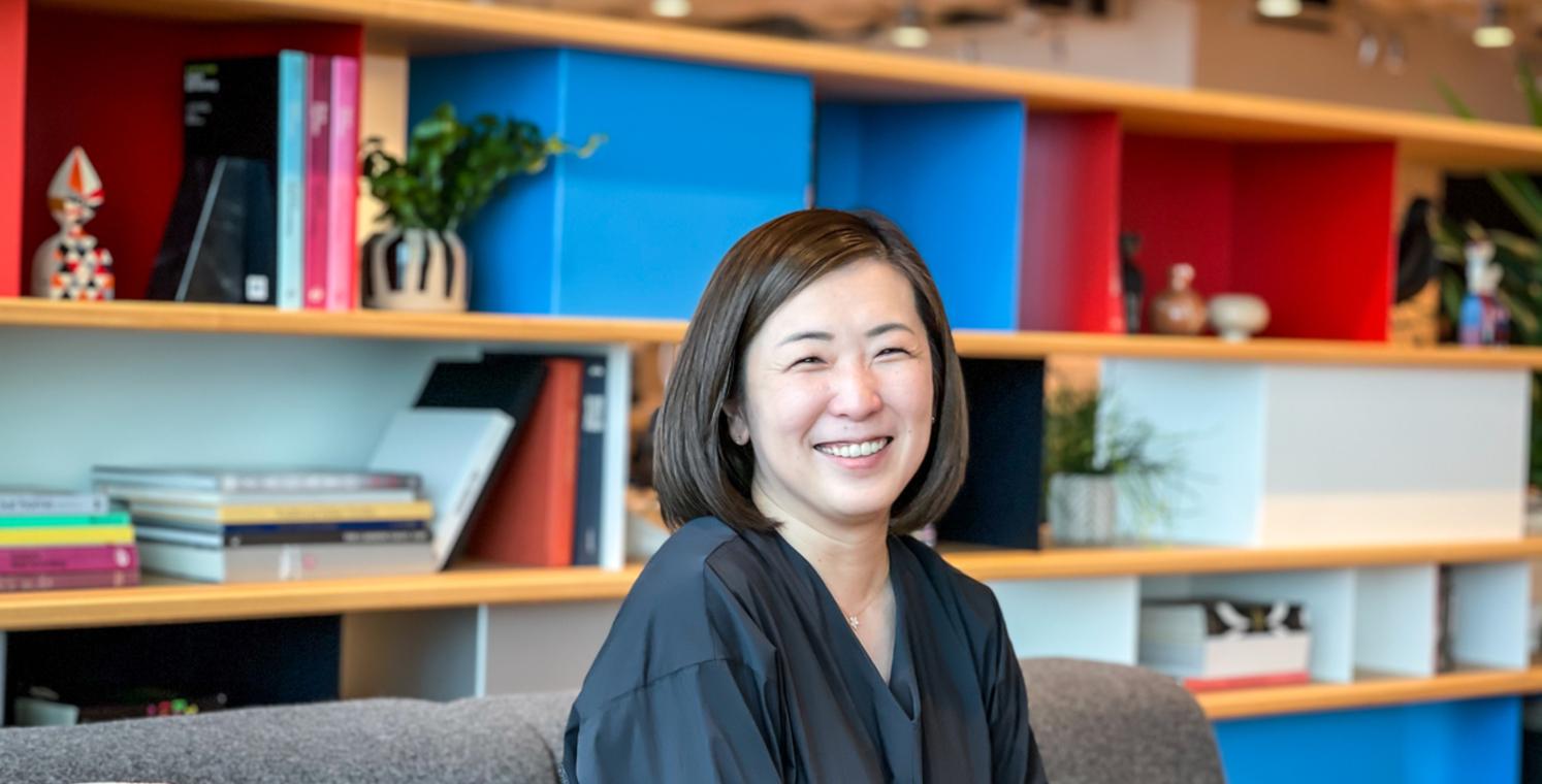 新任取締役小笹さんにインタビュー。BtoBマーケティングのプロが選んだ道