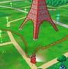 DQウォークプレー38日目ご当地クエスト  その三東京タワー