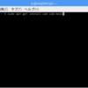 RaspberryPi 設定(日本語入力uim + Mozc)