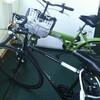 9月9日 自転車通勤