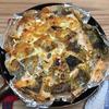 魚焼きグリルですから魚も焼けます。グリルフライパンで鮭のマスタード&チーズ焼き。