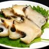 さしみ風あかにし貝がめっちゃ肉厚で食べごたえ抜群。これは家で居酒屋感覚ができちゃう!
