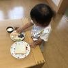 娘撮影の写真  1歳11ヵ月のごはん★生後710日目