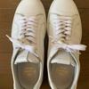 僕のChurch'sの白スニーカー。③ ラスト
