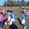 第21回四街道チャリティー・ミニサッカー大会(1年生)