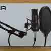 【商品紹介】Youtube投稿に向けて録音用マイクスタンド購入