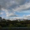 東京の空とスカイツリー