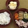 【幼児食】1歳6ヶ月、4週目の記録:朝ごはんは味噌鍋を味噌汁がわりに。