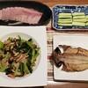 2018/08/09の夕食