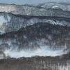 ◆'19/01/14      鳥海高原ライン④…雪が重くなる前に下ろう。