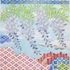 【季節の塗り絵】花のある水景〜藤〜【雑談】