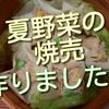 夏野菜の焼売作りました!簡単!美味しい!焼売の作り方【レシピ】
