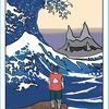 桃太郎、鬼ヶ島を見つめ決意!