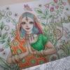 10.南アジアのサリーを着た美人さんのページ・ビューティフル・ドレスより