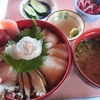 今別町 御食事処 信光丸 海鮮丼をご紹介!🐟