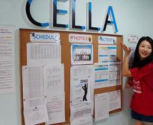 フィリピン就職!セブ留学ワーホリ CELLA語学学校マネージャー(インターンシップ)募集