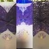 グリーティングカード:紫シリーズ