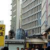 新宿、12月25日