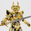 【牙狼〈GARO〉】S.H.フィギュアーツ(真骨彫製法)『黄金騎士ガロ(冴島雷牙)』可動フィギュア【バンダイ】より2019年10月発売予定♪