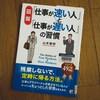 【書評】図解「仕事が速い人」と「仕事が遅い人」の習慣:山本憲明