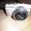 使える物は修理して使う!カメラのレンズを修理していただきました!カメラが壊れてもすぐに買い直さないで!