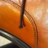 ミスターミニットのセルチップ部分が金属のオーダー靴紐を作って、使って半年経ったのでレビューしたい