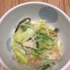 食べるスープ☆ちゃんぽん