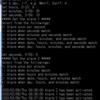 AVRのI2Cモジュール / リアルタイムクロックDS3231 / アラームを使う / アラームフラグをポーリングで監視する