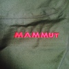 雪山行くために買ったマウンテンパーカー 「MAMMUTマムートクアンタムジャケット」