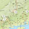 初心者向けの神戸六甲山トレッキングコース4コース