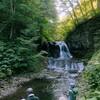 涼を求めて平和の滝