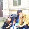 フィンランドのヘルシンキで、キングコングの西野亮廣さんとホームレス小谷さんに会う。プペル展お手伝い、そして娘には嬉しい絵本のプレゼント。