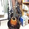"""【マイギブソンその3】丸穴&極厚トップ。""""原初的アーチトップギター""""「L-4 (1926)」"""