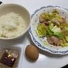 12/31朝食・自宅(相模原市中央区)