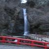 大江戸温泉 箕面観光ホテル 箕面大滝へ朝ランと朝食バイキング
