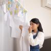 洗濯物の生乾き臭を撃退!梅雨の時期☔
