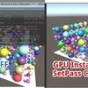 【Unity】GPU Instancingで遊ぶ