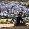 【モロッコ6日目】〜青の街シェフシャウエン〜
