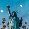 NYとLAの違いを、ツイートで分析