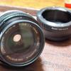 オールドレンズZUIKO 28mm F2.8を分解することにしました