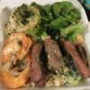 ハワイ:プレートランチ的な食事