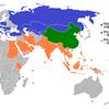 ハブの座目指す中央アジア
