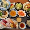 やま文の寿司御膳