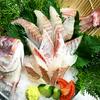 ちだいが旬入り!ベニテグリ、ナガレコ、めずらしい海苔のキムチも