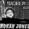 """【イベント情報・6/13】NORAH JONES """"PICK ME UP OFF THE FLOOR"""" ONLINE LIVE"""