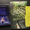 今年(2018年)読んだ英語本。『The ABC Murders』, 『Murder On The Orient Express』