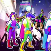 ダンスゲーム『Just Dance 2021』にエミネム『Without Me by』の曲が入ってます。(コントローラー説明)