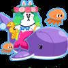 【ラインレンジャー】人魚姫コニーのステータス